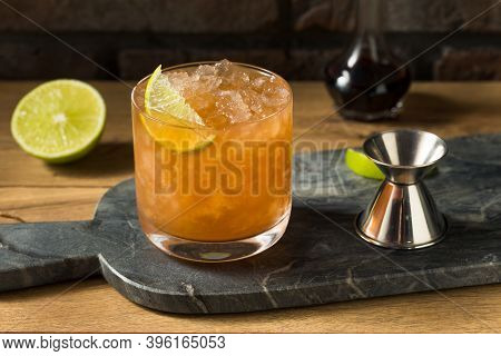Boozy Refreshing Corn And Oil Rum Cocktail
