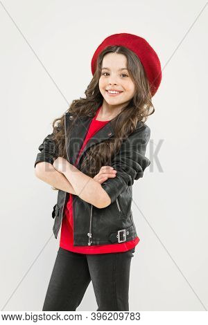 Talent Contest. Brutal Style Tender Girl. Rock Style Suits Her. Rock And Roll Is Way Of Life. Outfit