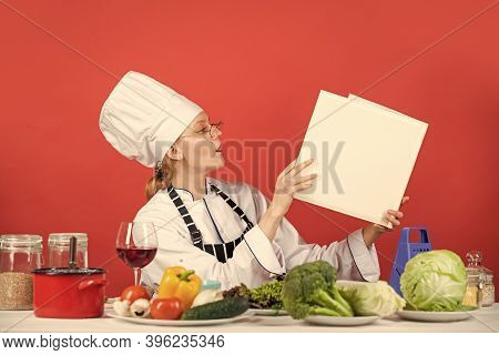 You Re Healthy. Culinary Instructions In Internet. Restaurant Menu Design. Master Class For Culinary