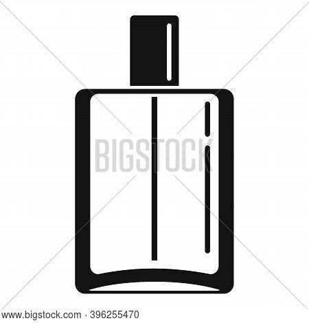 Duty Free Perfume Bottle Icon. Simple Illustration Of Duty Free Perfume Bottle Vector Icon For Web D