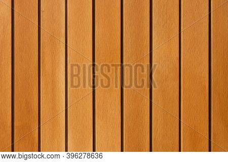 Empty Wooden Wall Grunge Texture Background For Exterior Decoration.