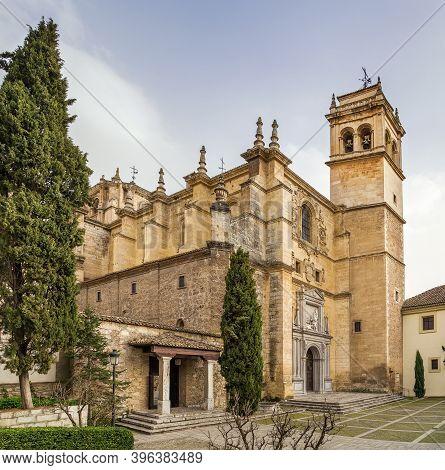 Monastery Of St. Jerome (spanish: Monasterio De San Jeronimo) Is A Roman Catholic Church And Hierony
