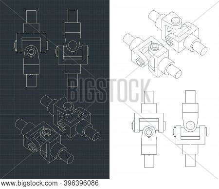 Cardan Shaft Drawing