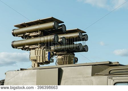 Kornet Anti-tank Missile System. The Flagship Of The Air Defense Of The Russian Armed Forces.