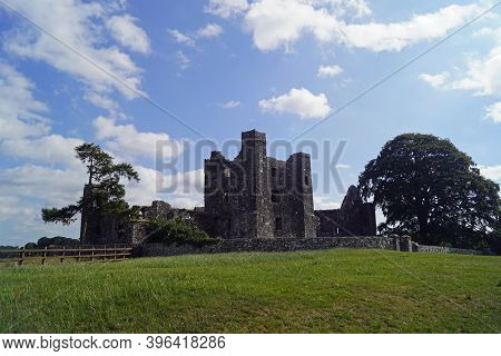 Bective Abbey Is A Former Cistercian Abbey In County Meath, Ireland.