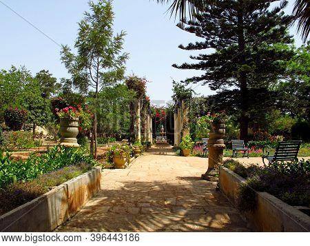 San Anton Palace And Gardens, Mosta, Malta