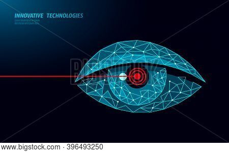 Eye Ai Privacy Control Digital Camera. Business Security Video Looking Graphic Danger Monitor. Equip