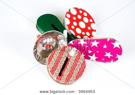 Colorful Noisemakers