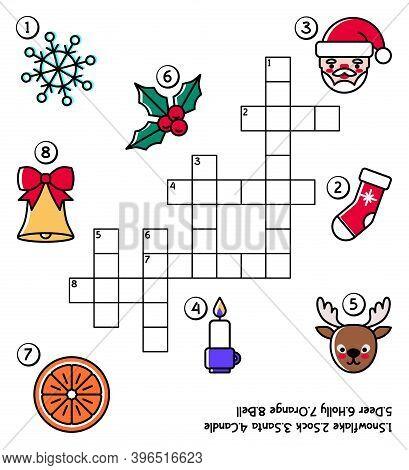 Crossword Puzzle Images Illustrations Vectors Free Bigstock