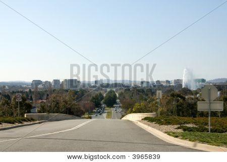 Canberra Avenue
