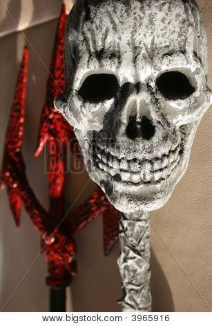 Death'S Face