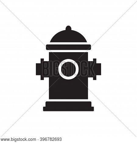 Fire Hydrant Icon Vector For Graphic Design, Logo, Web Site, Social Media, Mobile App, Ui Illustrati