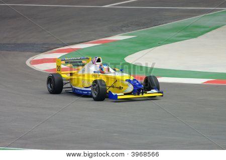 Formula Bmw In Singapore Grand Prix 2008