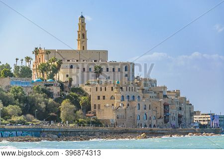 Old Jaffa Cityscape, Israel