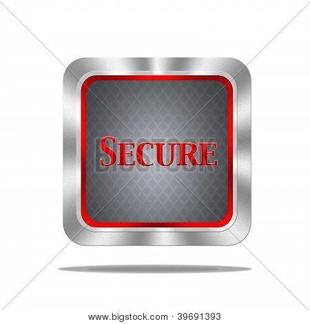 Secure Button.