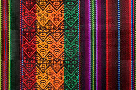 Traditional Andean Tapestry