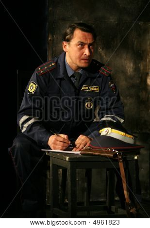 Russian Actors Kamil Larin