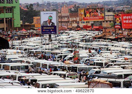 Kampala Central Taxi Park