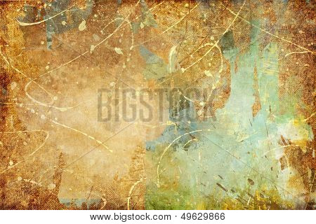 grungy shabby background