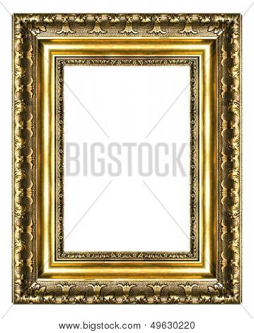 old gilded frame (high res)