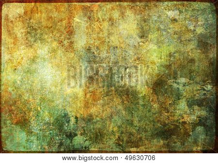 ancient painting background