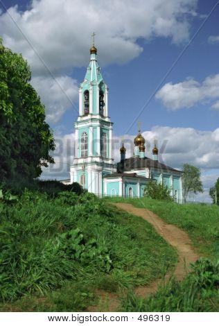 Church In Krylatskoe