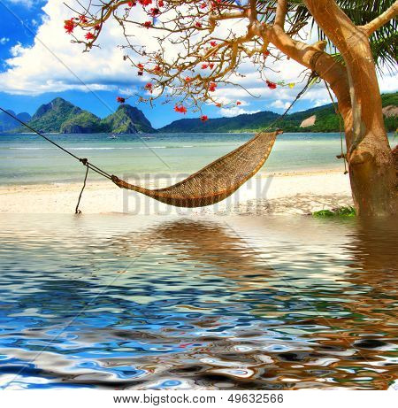 tropical relax