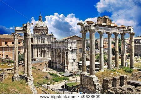 great Roman landmarks - Forums