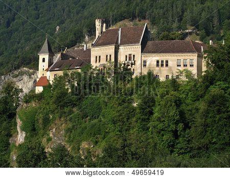 Beautiful, Medieval Castle Eberstein