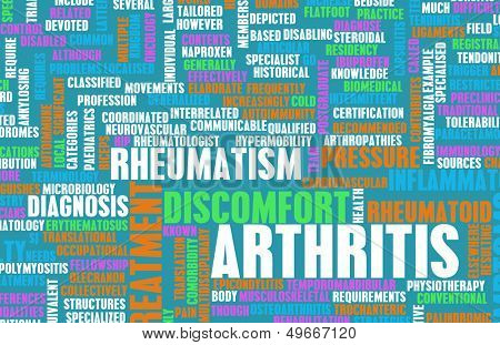 Arthritis as a Medical Condition in Concept