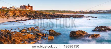 Newquay Cornwall England