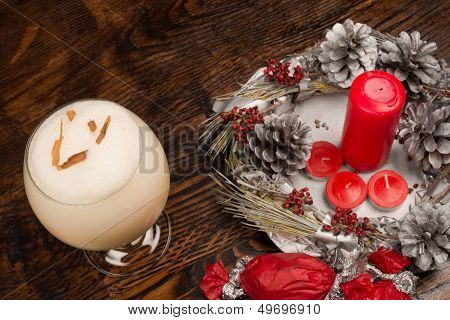 South American Christmas Punch