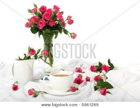 Romantic Morning Tea