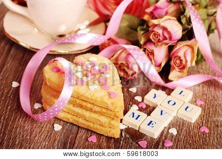 Valentine Love Declaration