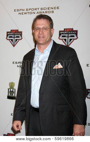 LOS ANGELES  - FEB 9:  GusMalzahn at the ESPN Sport Science Newton Awards at Sport Science Studio on February 9, 2014 in Burbank, CA