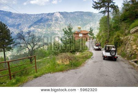 Turkey's SUV Safari