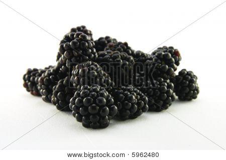 Pile Of Blackberries