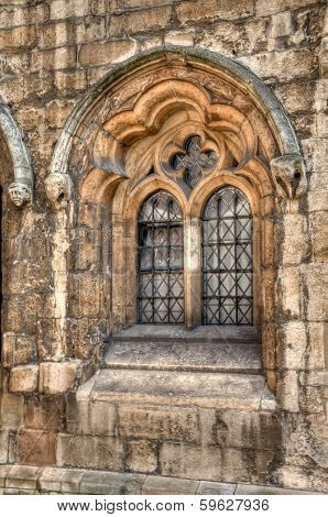 Medieval Window, Lincoln