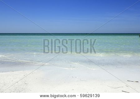 Siesta Beach Gulf Coast