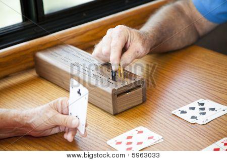 Playing Cribbage
