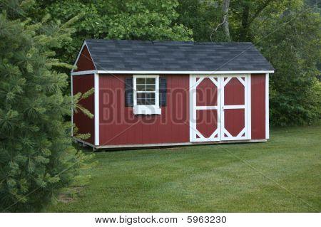 Lawn Storage Shed