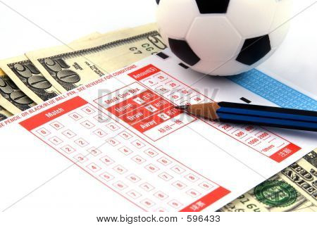 Football Bet Slip