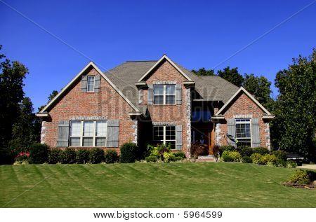 Upscale Home Sweet Home