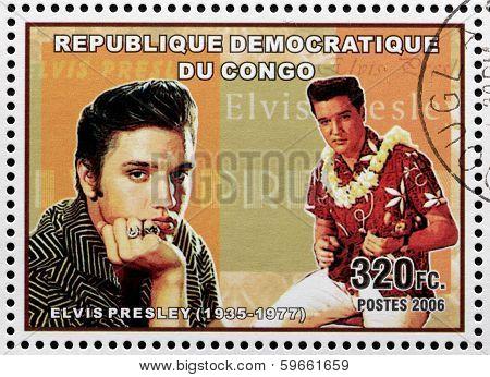 Elvis Stamp