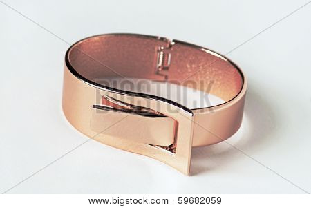 Rose Gold Expandable Bracelet
