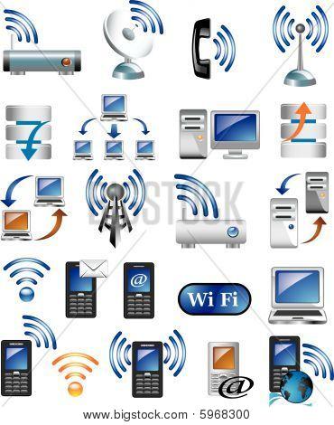 Internet Icons.eps