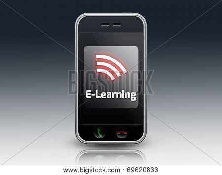 Smartphone E-learning