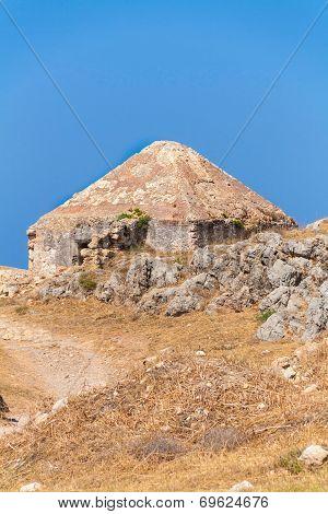 Pyramidal Vault