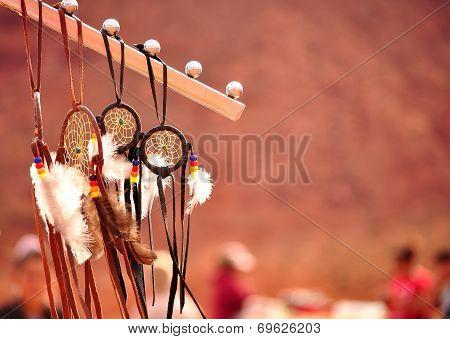 Native Navajo Dreamcatcher