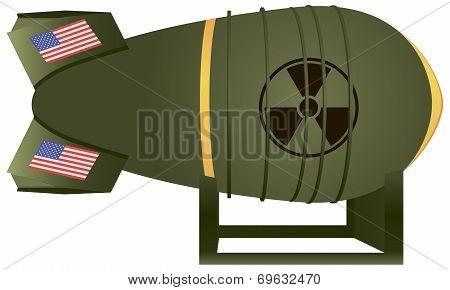Aviation Atomic Bomb Us